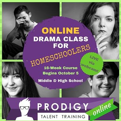 Online Drama Class